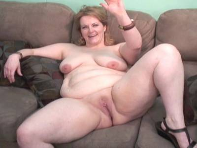 Fette Frau Sexy